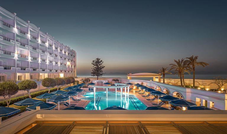 COVID-19 Grand Hotel Beach Hotel   Rhodes   Mitsis Hotels